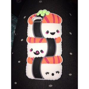Accessories - iPhone SE/5s/5c Sushi Case